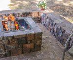 Pavestone Paradise Time Lapse: Corner Bench – Today's Homeowner