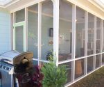 How to Screen In an Existing Porch – Today's Homeowner