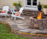 Pavestone Fire Pit Time Lapse – Today's Homeowner