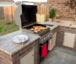 Completing the Outdoor Kitchen Project