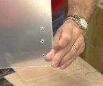 Tip for Drilling Through Plexiglass