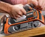 RIDGID GEN5X Cordless Belt Sander – Today's Homeowner