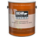 Behr Hi-Gloss Enamel Paint and Primer in One – Today's Homeowner