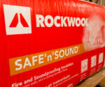 Rockwool Stone Wool Safe N Sound Insulation