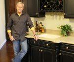Danny Lipford in kitchen.