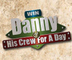 Enter Win Danny & His Crew for a Day 2018 Contest! – Today's Homeowner