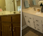 Do It: Raise a Vanity Countertop – Today's Homeowner