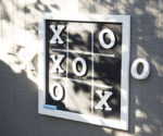 Build It! A Magnetic Tic-Tac-Toe Board for Your Backyard – Today's Homeowner