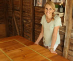 DIY Treatment Turns Trashed Table into Treasure