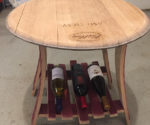 Ryan's Wooden Creations Include Patio Table and Coolers – Today's Homeowner