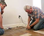 Do It! How to Install Replacement Flooring