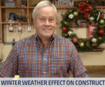 Winter Weather's Severe Impact on Construction Sites