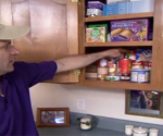 How to Make a Riser for Canned Goods