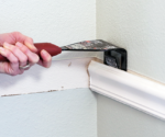 How to Remove Interior Wood Trim — In 3 Steps!