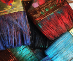 How to Clean Hardened Paintbrushes Naturally