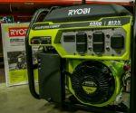 Ryobi Easy Start generator